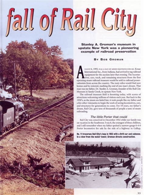 The Rise And Fall Of Images by The Rise And Fall Of Rail City