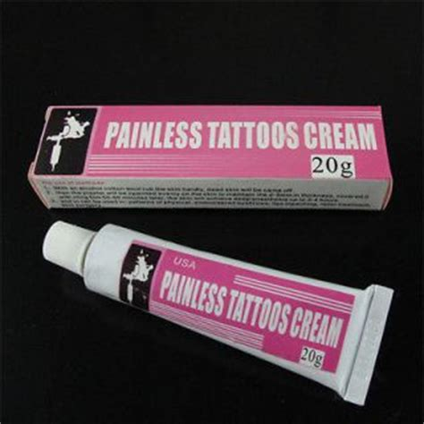 tattoo cream for pain rated strongest numbing tattoo numb cream pain relief dr