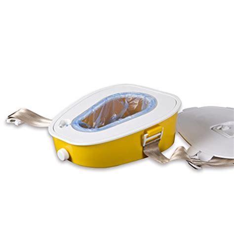 crusar car emergency miniature toilet portable removable travel potties buy in uae