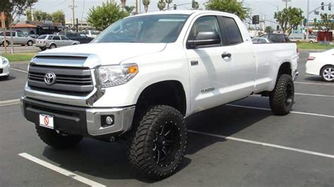 toyota tundra long bed 2015 toyota tundra double cab long bed 7 quot bds lift with fuel maverick wheels lifted