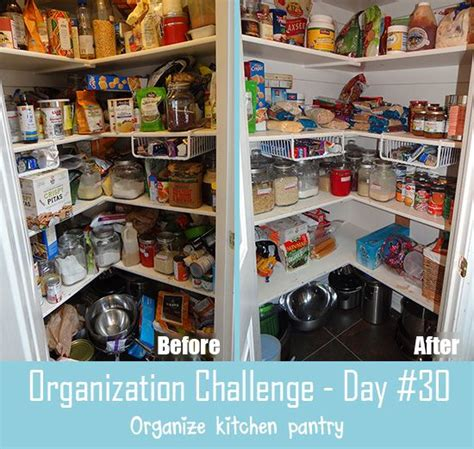25 best ideas about organize food pantry on