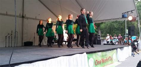 cheerwine s centennial celebration clture cultural performance 2016 one world day
