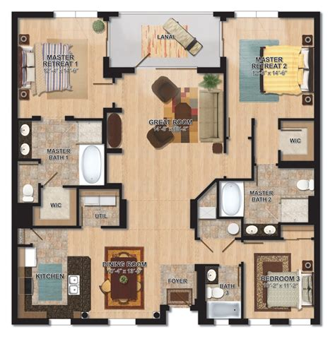 color floor plans 17 best images about architecture colored floor plan on
