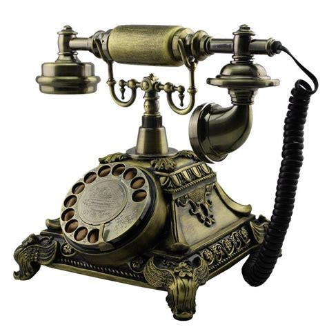 european style bronze antique telephone rotary desk phone 1007 best images about phones dds on antiques phone and candlesticks