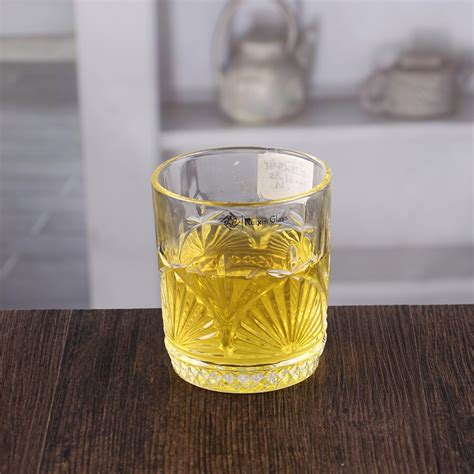 produttori bicchieri vetro cina taglio vetro whisky bicchieri produttore fornitore