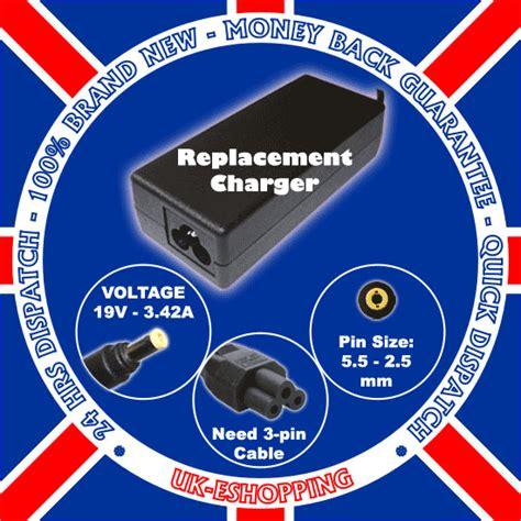 Asli Original Adaptor Toshiba Satellite 1625cdt 1640cdt 1670cds 1675 for 19v 3 42a toshiba pa3467u 1aca n193 charger adapter ebay
