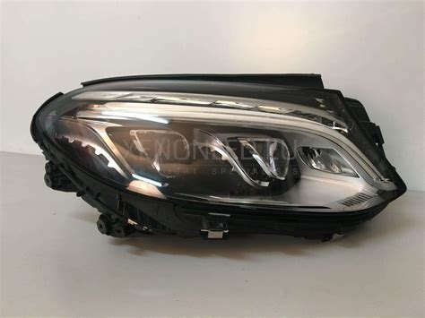mercedes led headlights mercedes gla x156 multibeam led headlights xenonled eu