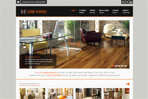 floor and decor website new orleans web design company websites for new orleans businesses