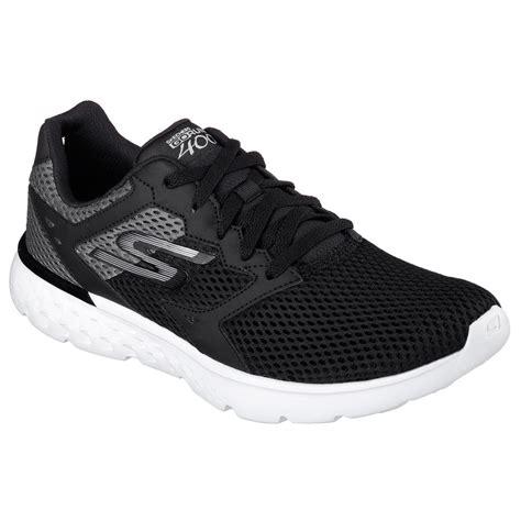 Sepatu Skechers Goga Run skechers mens gorun 400 running trainers lace up goga run