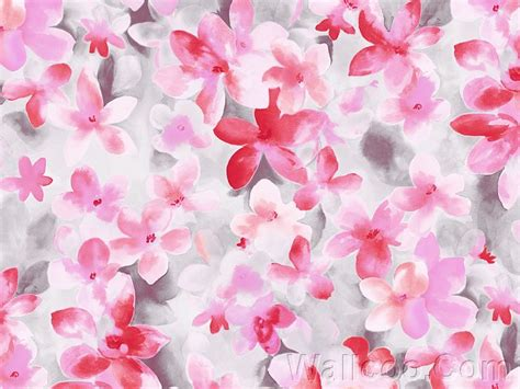 watercolor pattern flower flower patterns flower illustration watercolor effect 10