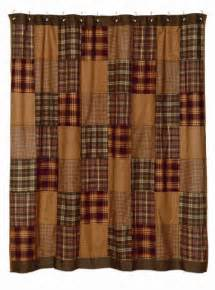 primitive vineyard path rustic homespun shower curtain ebay