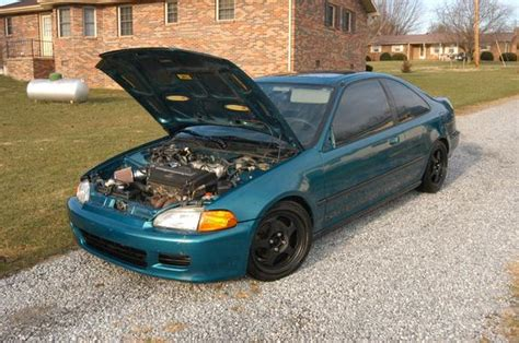 Honda Civic Sleeper by Dirtysgsr S 1995 Honda Civic In Jonesborough Tn
