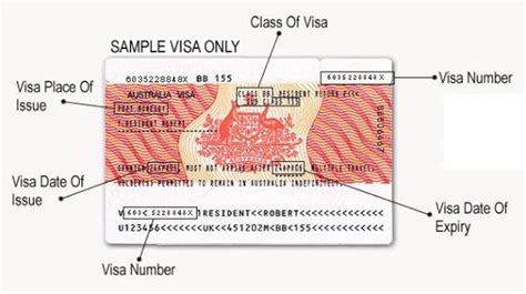 Loan Letter For Australian Student Visa Australian Visa Sle Logo