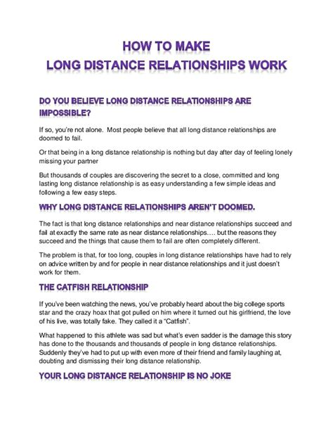 how to make lwork destroy the distance how to make distance