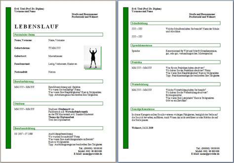 Lebenslauf Vorlage Office 2013 Kostenlose Lebenslaufvorlagen Zum Herunterladen Office Lernen