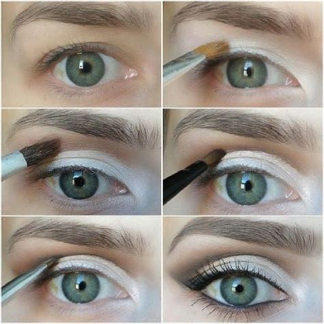 tutorial makeup basic top 10 simple makeup tutorials for hooded eyes hooded