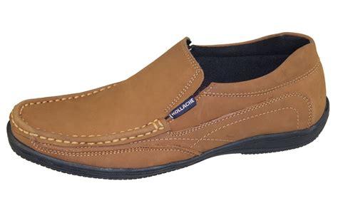 comfort casual shoes mens slip on loafers boat deck mocassin comfort walking