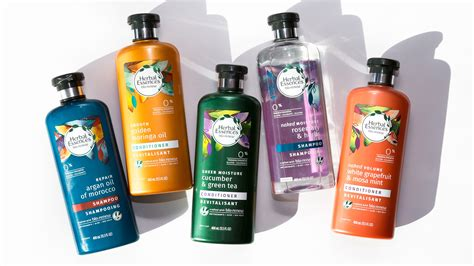 Herbal Bio herbal essences bio renew goes back to basics with new