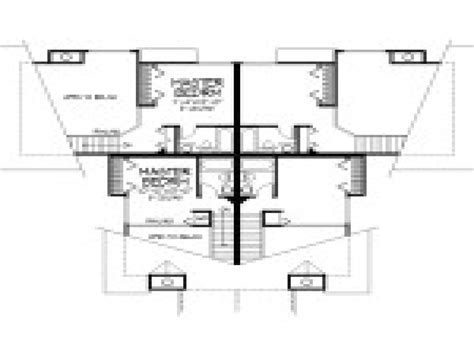 Floor Plans For Multi Family Homes by Modern Multi Family House Plans Home Designs Modern Multi