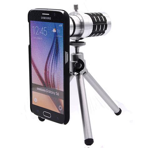 Samsung S6 Zoom aliexpress buy orbmart aluminum 12x optical zoom telescope lens for samsung s6 s6