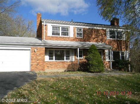 Houses For Sale In Silver Md by Silver Maryland Reo Homes Foreclosures In Silver