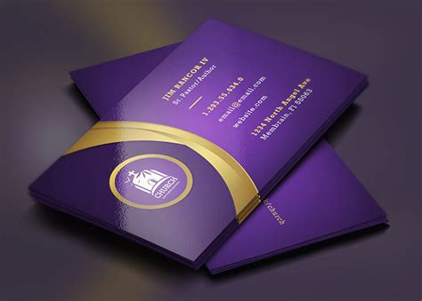 free pastor business card templates business cards archives inspiks market