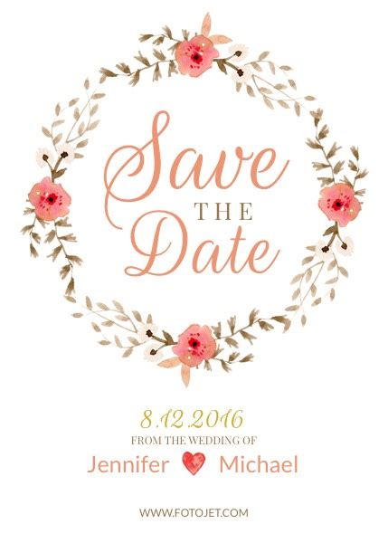 save the date template madrat co