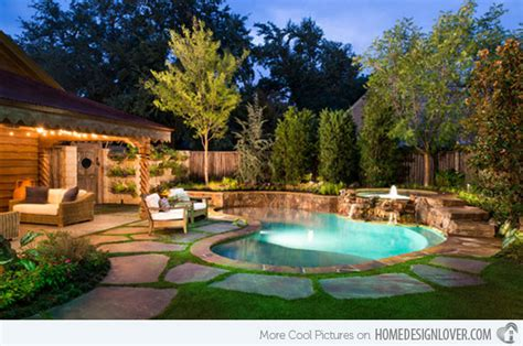 40 amazing design ideas for small backyards 15 amazing backyard pool ideas home design lover
