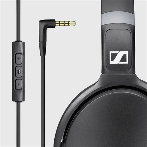 Sennheiser Hd 2 30g Headset Headphone Earphone Senheiser Hd2 By Wahacc sennheiser hd 4 30g black around ear headphones ca