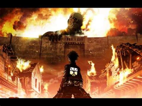 google theme attack on titan attack on titan ost armored titan theme instrumental