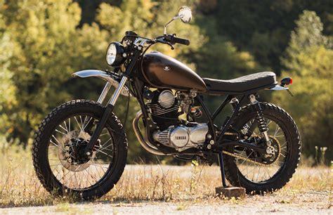 Yamaha Motorrad Retro by Yamaha Sr250 Scrambler By Retro Bikes Croatia Bikebound