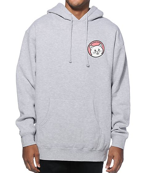 Shirts And Hoodies Ripndip Stop Being A Hoodie Zumiez