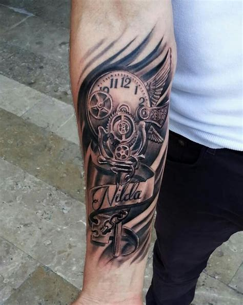 tattoo 3d reloj 51 best images about tattoo on pinterest time tattoos