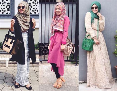 Dress Batik Mona Tunik Batik model baju muslim wanita terbaru pilihan hijabers masa
