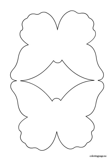 Butterfly Coloring Template Card Page Grig3 Org Card Templates To Color
