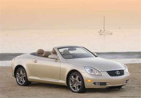 lexus convertible sc430 lexus sc430 convertible buying guide
