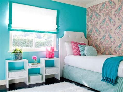 girls home decor bedroom wallpaper designs for teenagers