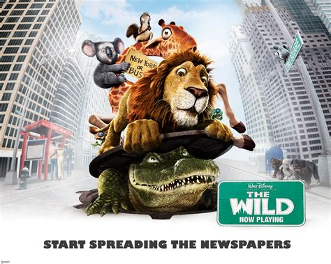 film disney wild the wild wallpaper the wild photo 27493641 fanpop