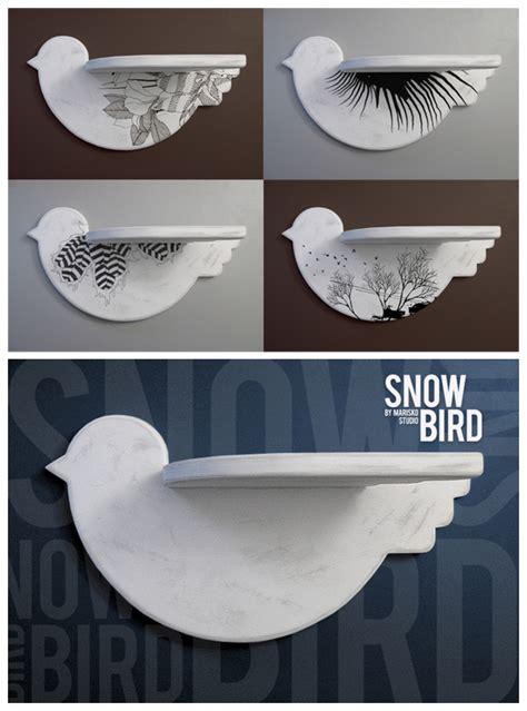 shelf layout en francais shelf snow bird on behance