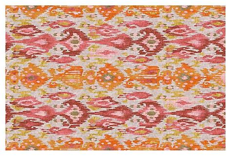 orange pink rug 182 best rugs ikat images on one area rugs and contemporary rugs