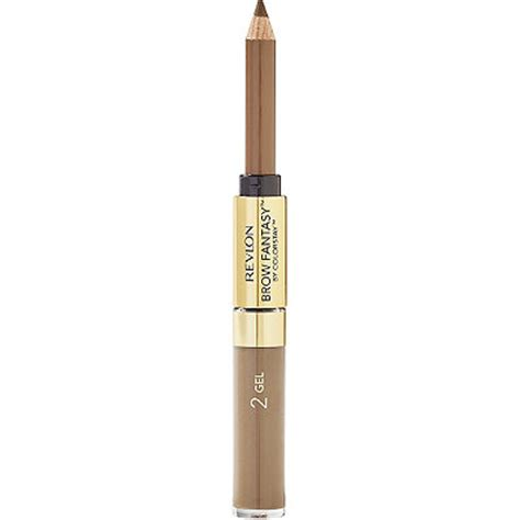 revlon brow fantasy light brown revlon brow fantasy pencil gel light brown ulta com