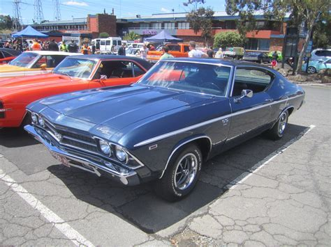 File:1969 Chevrolet Chevelle SS396 Sports Coupe
