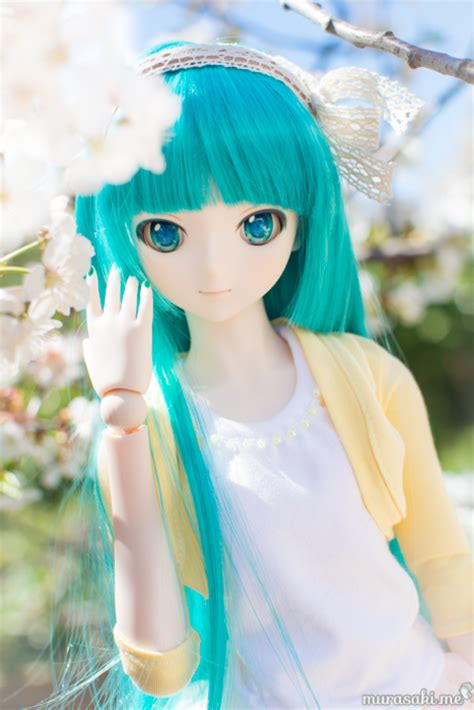 smart doll cheap miku the cherry blossoms murasaki me