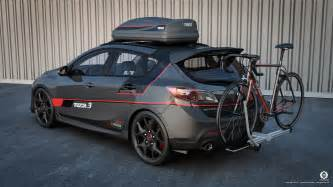 mazdaspeed 3 cycling edition 02 by dangeruss on deviantart