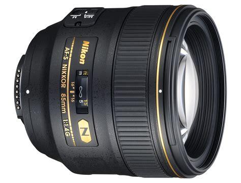 Nikon Af S 85mm F 1 4 G Lensa Kamera Black nikon af s 85mm f 1 4 g caratteristiche e opinioni
