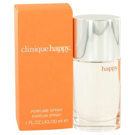 Clinique Happy happy perfume by clinique