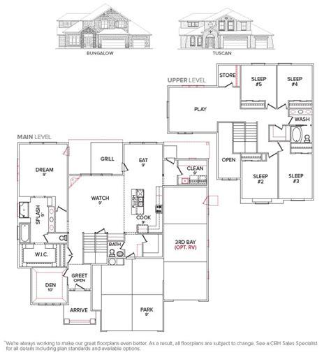 cbh homes floor plans manhattan 3229 floor plan signature collection homes