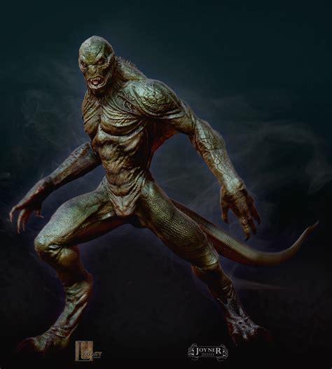 the human lizard des concept arts pour le l 233 zard dans the amazing spider