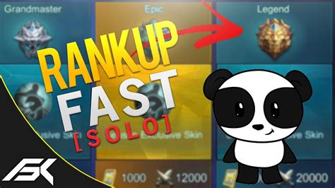 mobile legends rank mobile legends how to rank up to legend fast