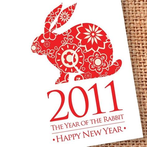 new year rabbit description 2011 year of the rabbit duchess fare